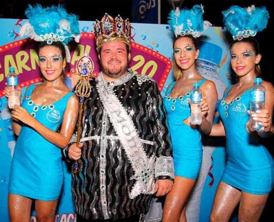 ADLC marca oficial en el carnaval encarnaceno 2020