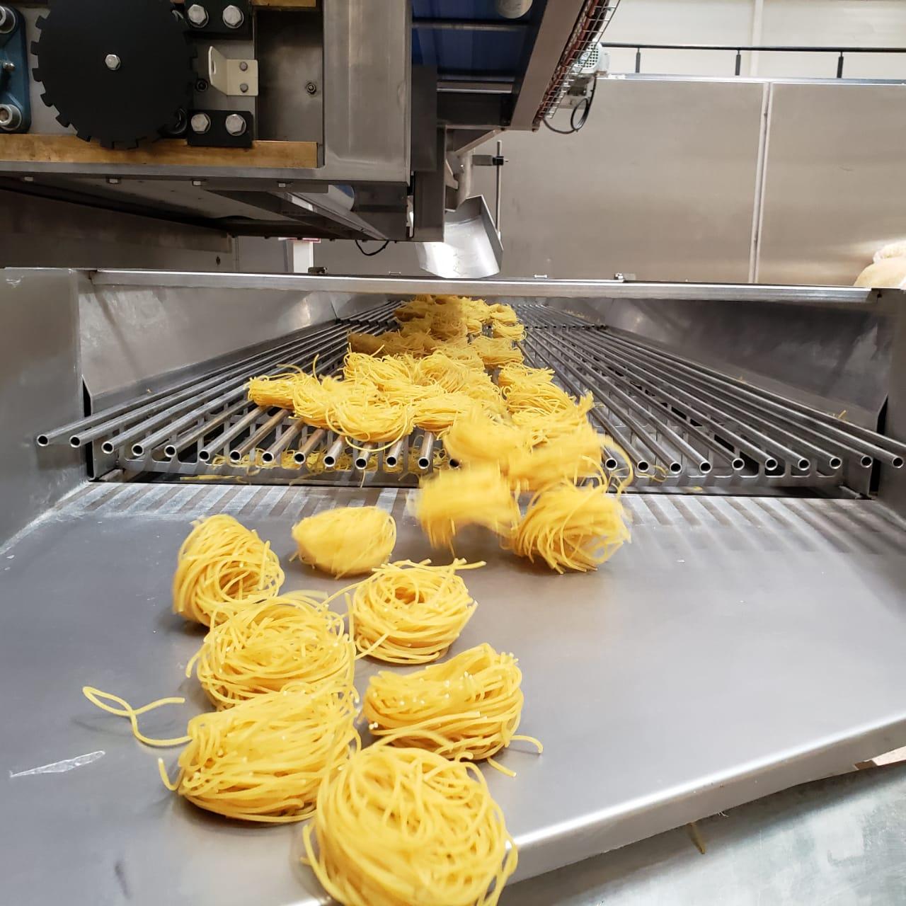 """Nueva línea de Pasta """"NIDOS"""" operativa en la Planta de Federal"""