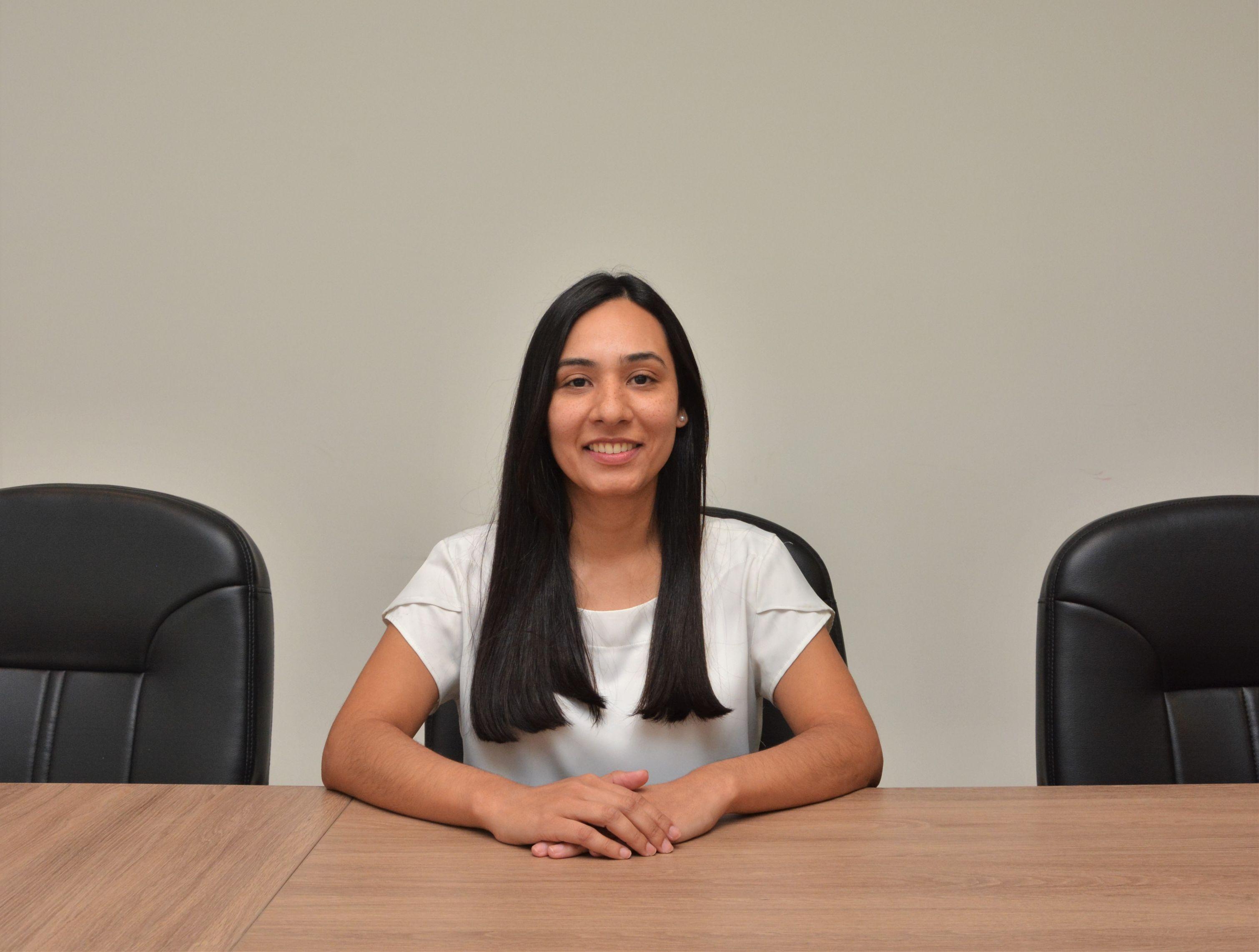 Maricel Meza: Con profesionalismo y responsabilidad asume la nueva Gerencia Administrativa de Cereales S.A.