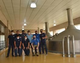 Creadores de la cerveza paraguaya con dos medallas de oro internacional