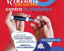 FUPADI y Supermercados Real invitan a participar del redondeo solidario a favor de miles de pacientes con diabetes